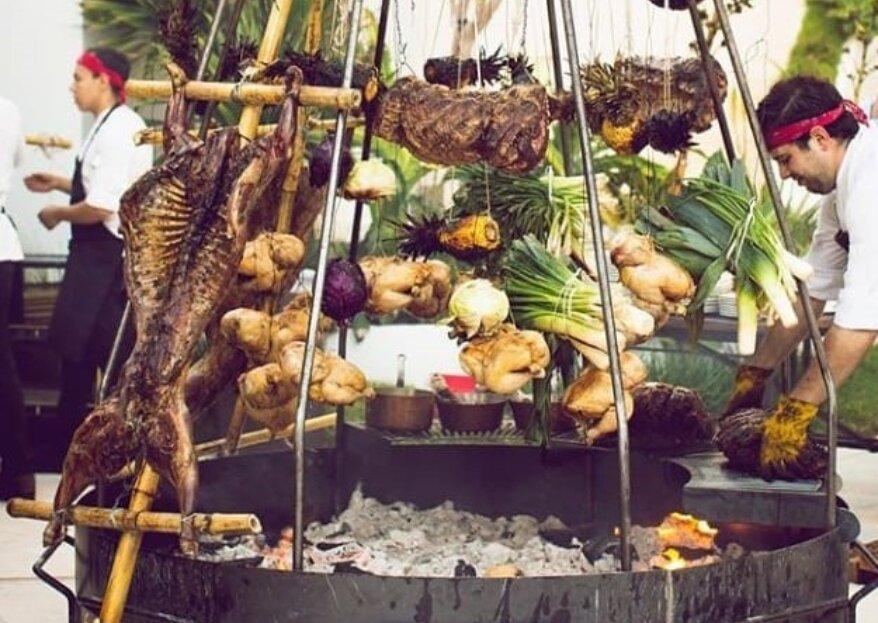 Banquetería Capital: un concepto gastronómico único para tu matrimonio