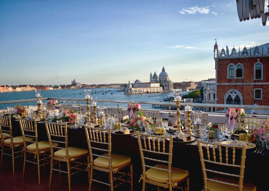 Brilliant Wedding Venice e tutte le sfumature possibili di un matrimonio veneziano