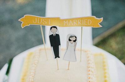 DIY: Decora tu propia fiesta de matrimonio