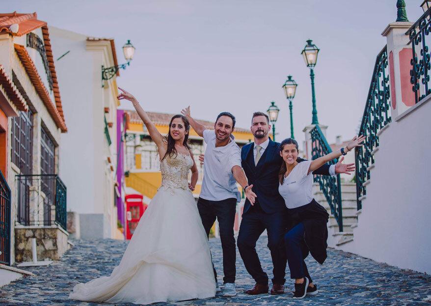 Dj Telmo Pereira: a festa do seu casamento ao ritmo de muita energia e boa-disposição
