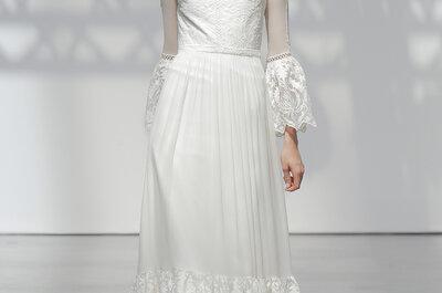 Vestido: Pol Núñez Foto: Costura España