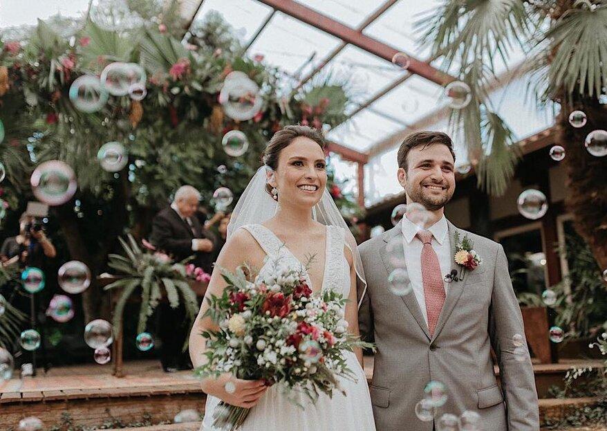 Cerimoniais de casamento em Belo Horizonte: 12 fornecedores TOP!