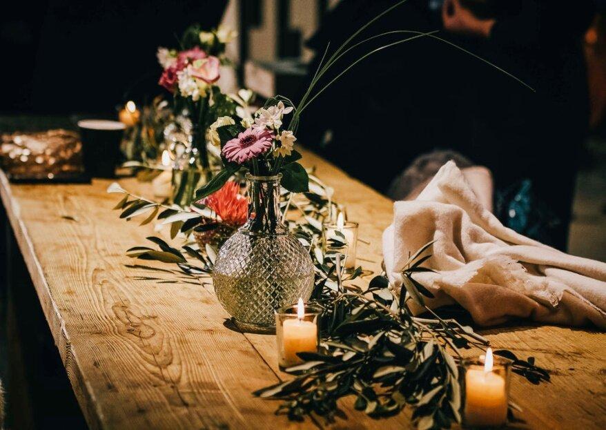 Una figura che ti aiuti nell'organizzazione delle nozze e tutto ciò che ti serve