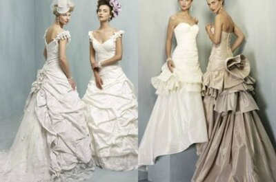Vestidos de noiva de Ian Stuart, coleção Supernova