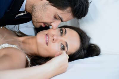 Sandra & Tiago: Descubra a surpresa que os noivos deram aos convidados!