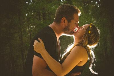 Pamela y Carlos, una boda de ensueño en tan sólo un mes