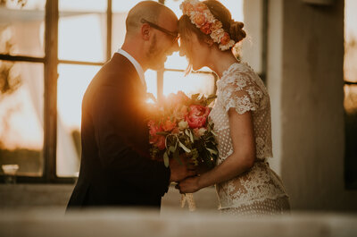 Tutto quello che posso darti è...amore: le nozze di Costy e Cillo