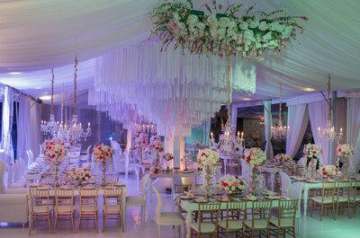 Los 3 mejores wedding planners en Pereira