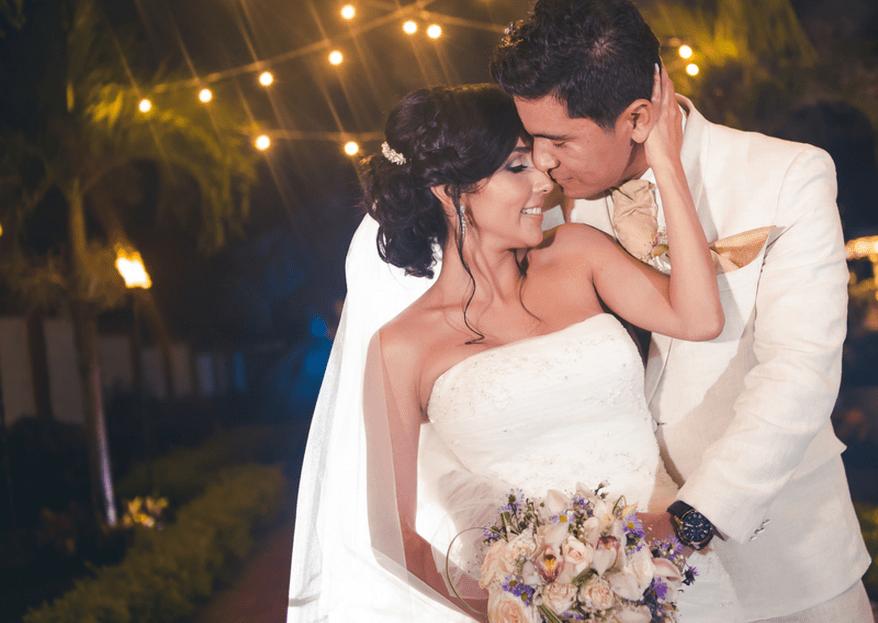 Y se hizo realidad el sueño de amor: esta es la historia de Claudia y Andrey