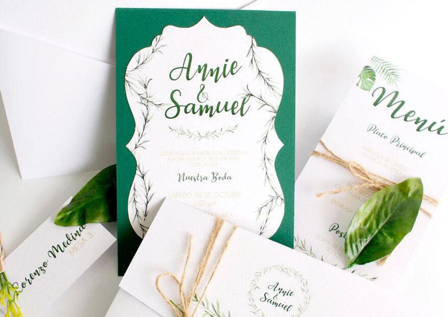 Wedding Brand desde las invitaciones a tu boda, ¡Inventos de Papel nos cuenta!