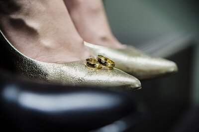 Jak wybrać buty ślubne? Rady specjalisty.