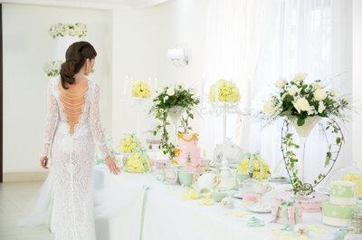 Tra storia, mare e glamour: il tuo matrimonio a Villa Andrea di Isernia
