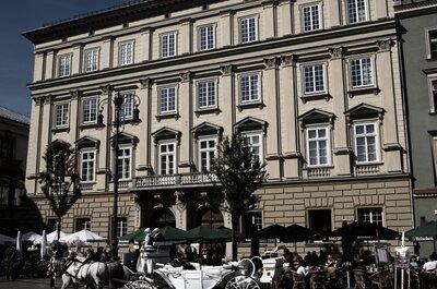 Pałace, dworki i zamki na wesele w Krakowie!