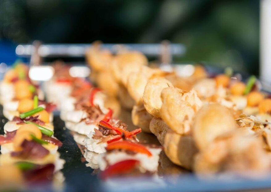 Mariage végétarien : les menus qui régaleront vos invités !