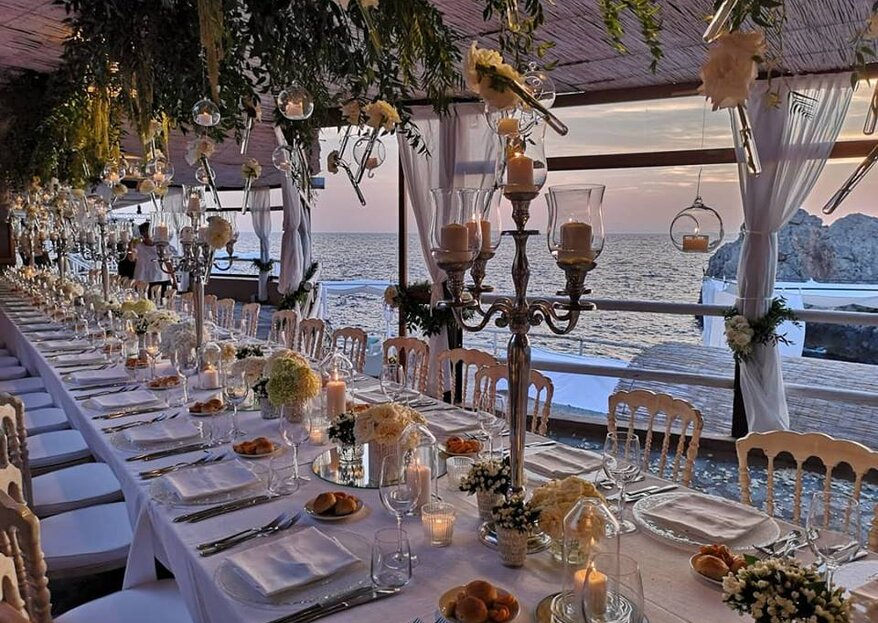Extra Touches: Must-have Recommendations for your Wedding in Italy