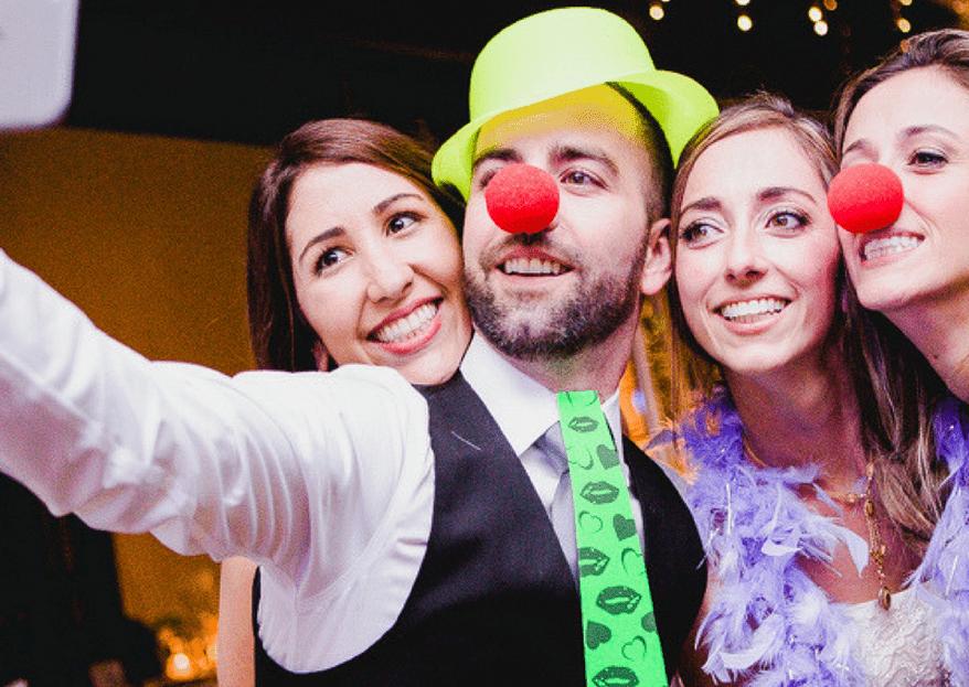 Consejos prácticos para tomar las selfies perfectas el día de tu boda