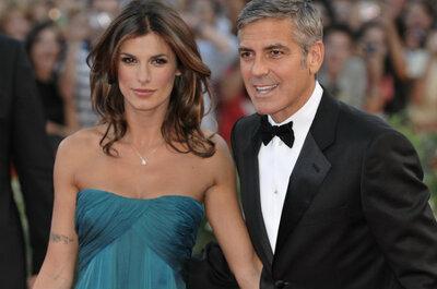 Canalis VS Clooney: due favole a confronto