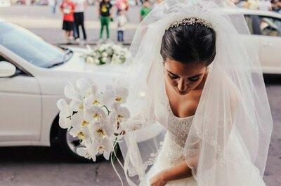 Velo de novia: ¿sí o no? 4 aspectos clave para decidirse