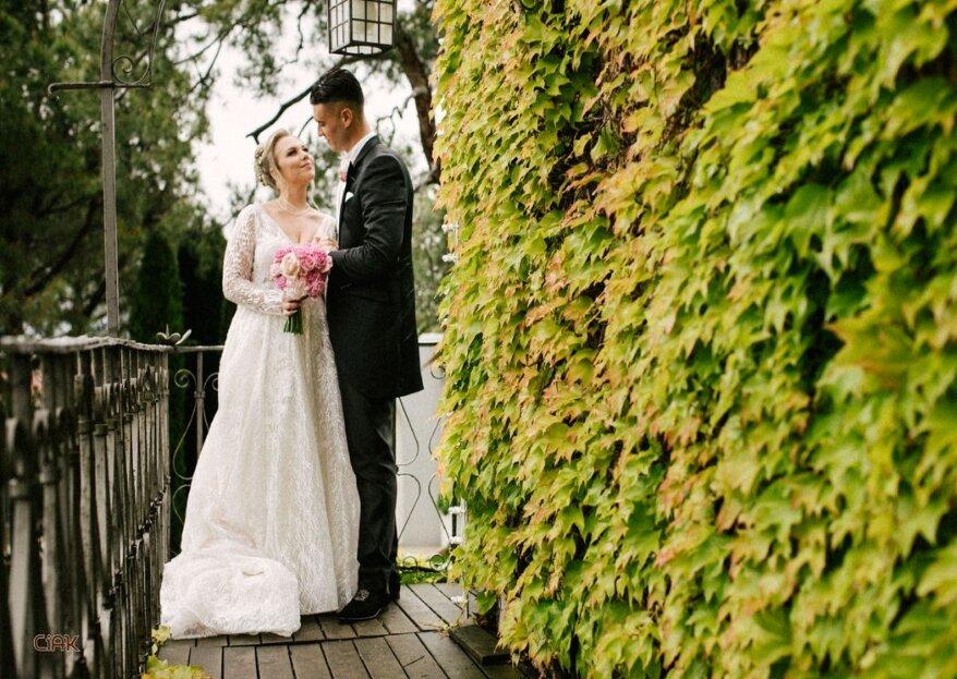 MAS EVENTS di Vittoria Mastrogiacomo e la straordinaria esperienza delle vostre nozze, da progettare insieme!
