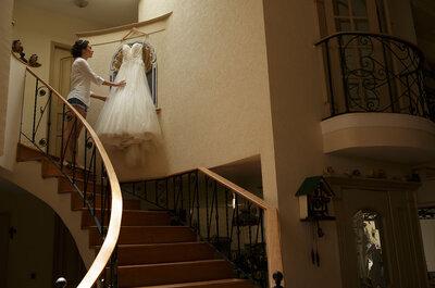 Real Wedding: La boda de Martha y Raúl en el Batán... Mariposas, acentos en amarillo y la mesa de postres más deliciosa