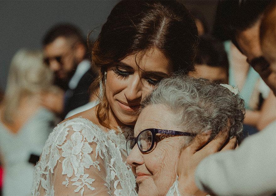 O papel da avó no seu casamento: uma convidada de luxo!