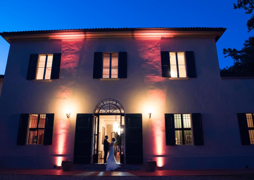 Come in un quadro impressionista: le tue nozze a Villa Grimaldi