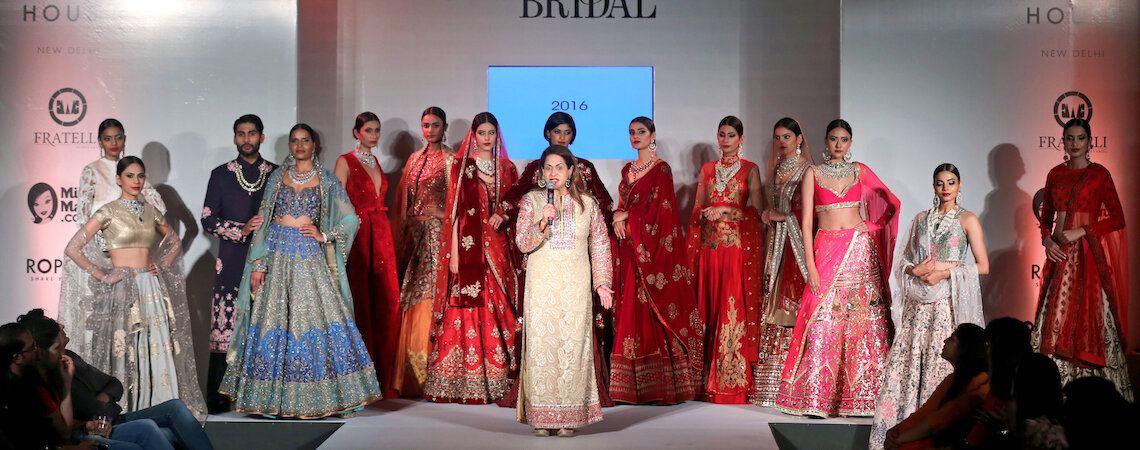 Courtesy: Runway Rising: Runway Bridal Fashion Show 2016