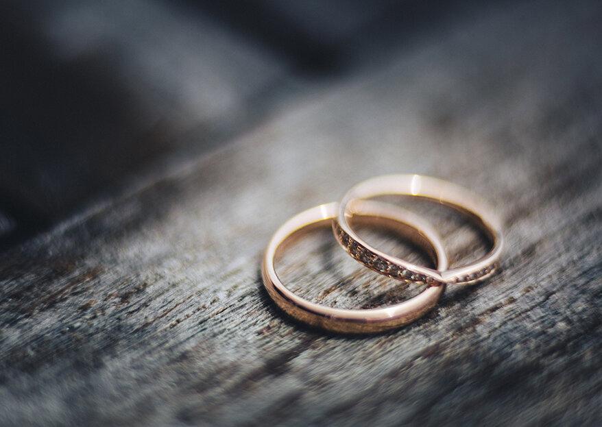 Como escolher as alianças para o meu casamento