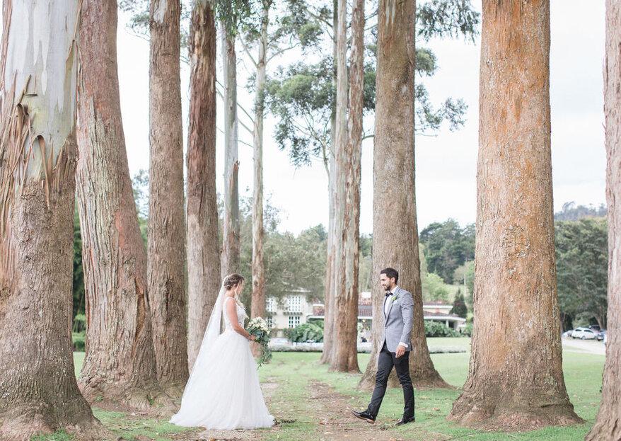 Los 3 elementos que no pueden faltar en tu sesión fotográfica de boda