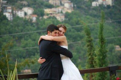 Il meraviglioso matrimonio country di Chiara e Claudio