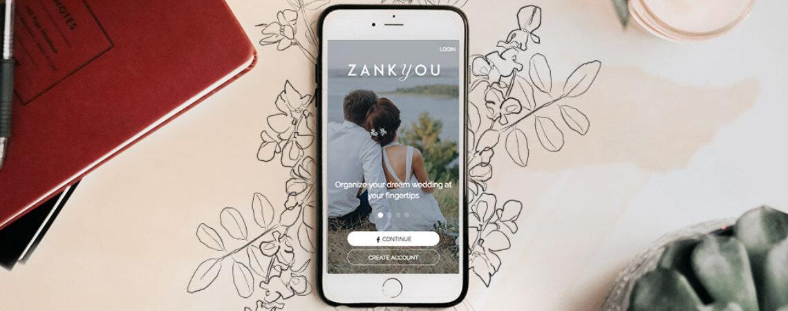 10 aplikacji na dzień ślubu, które ułatwią Ci i Twoim gościom życie