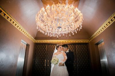 O romântico casamento clássico de Isabela & Paulo: uma cerimônia cheia de emoção!