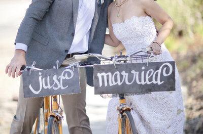 Estas son las 10 cosas que debes hacer cuando termine la boda, ¿lista para tomar nota?