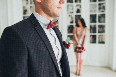 Купить или арендовать: какой вариант выберете вы для костюма жениха?