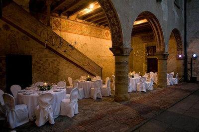 10 castelli con fantasma per un matrimonio da brividi