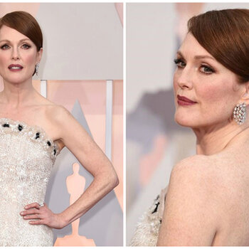 The Best Hairstyles of the 2015 Oscars