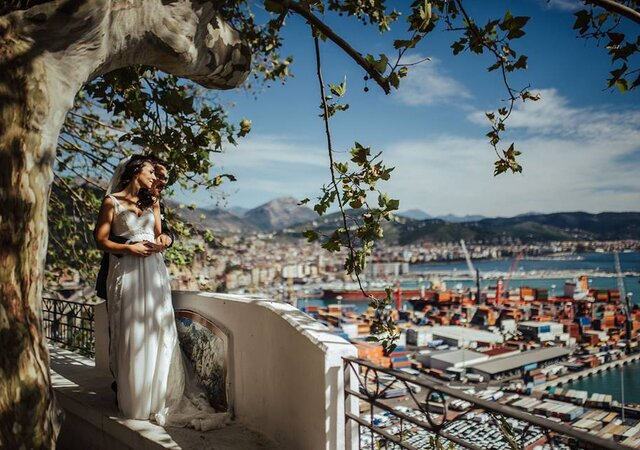 The Best Destination Wedding Photographers in Southern Italy