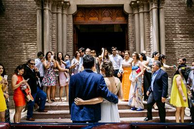 Actualiza tu boda y no caigas en estas 6 tradiciones pasadas de moda