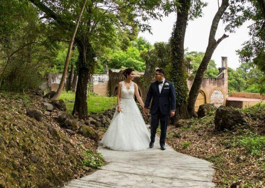 Luce como una reina el día de tu boda: Maquillaje de novia estés donde estés