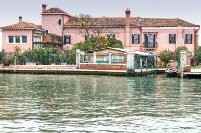 Il tuo matrimonio a Venezia in un giardino romantico a due passi dal Canal Grande