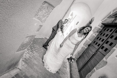 Sandrine + Benjamin : Un mariage champêtre et fleuri dans le Puy-de-Dôme