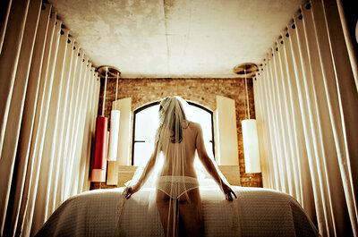 Lencería de novia. Tendencias 2015, sensual y cómoda a la vez