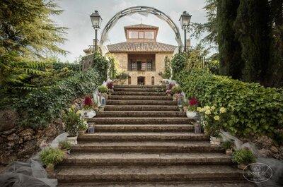 Celebra la boda de tus sueños muy cerca de Madrid