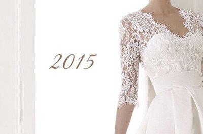 Pronovias 2015: en direct du défilé de la Barcelona Bridal Week