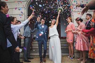 O que toda noiva deve saber para ter um casamento criativo e ousado? Especialistas respondem!