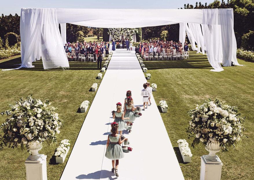 12 lugares en los que has soñado celebrar tu boda
