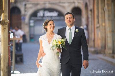 Gabrielle + Maiko : Un mariage multi-culturel en plein coeur de la belle ville de Lyon