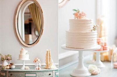 5 idées gourmandes pour votre dessert de mariage
