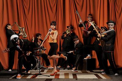 A trilha sonora perfeita para seu casamento com a banda Ambervision