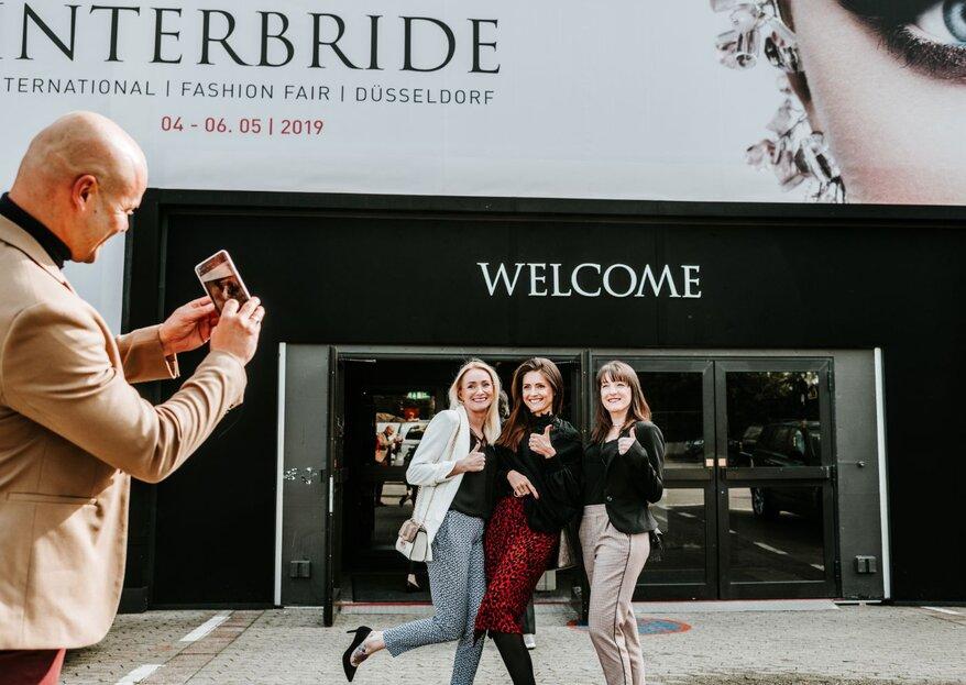INTERBRIDE 2019: Un esclusivo incontro del settore wedding